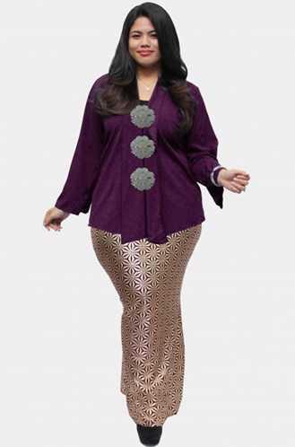 Model Baju Untuk Orang Gemuk : model, untuk, orang, gemuk, Memilih, Kebaya, Untuk, Orang, Gemuk, Terlihat, Langsing, Halaman, Kompasiana.com