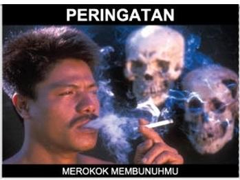 Peringatan Merokok di Indonesia Seolah Malah Nyuruh Orang