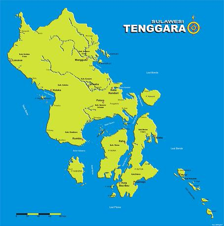 Sulawesi Tenggara Bakal Mekar Jadi 2 Provinsi  Kompasianacom