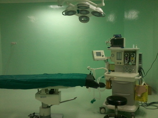 Kamar Operasi OK  Mengamati Sepenuh Hati oleh Rinta