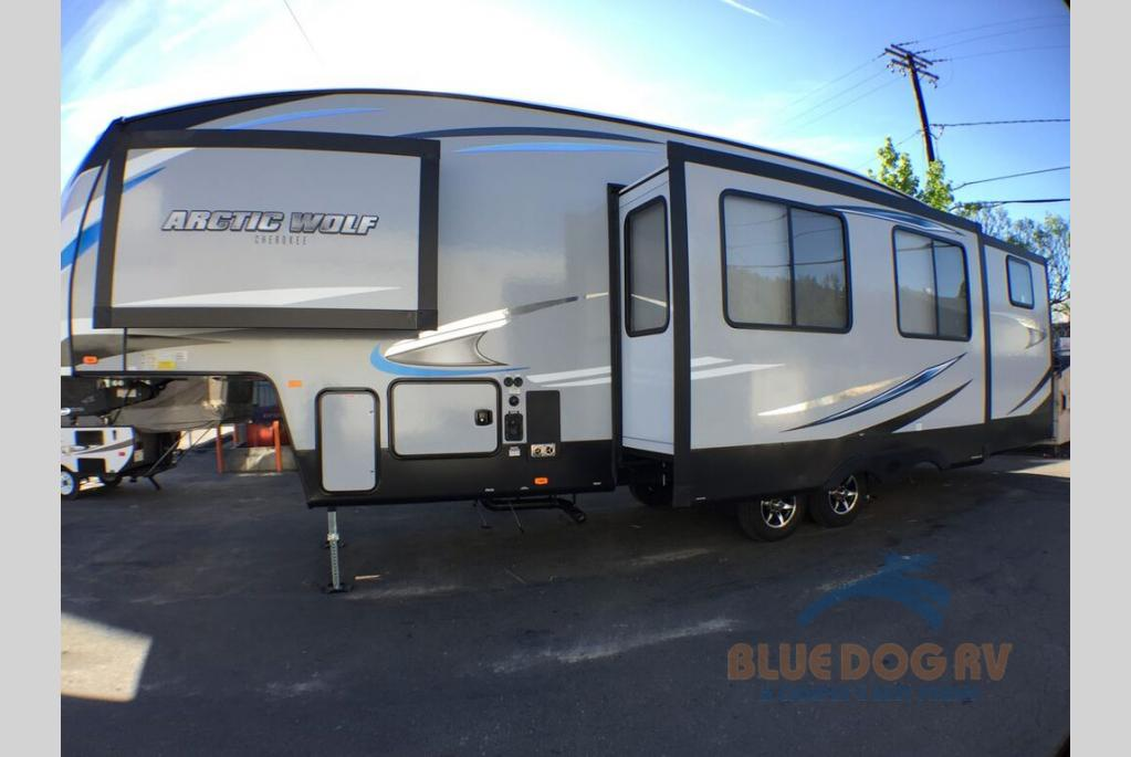 New 2020 Forest River RV Cherokee Arctic Wolf 315TBH Fifth