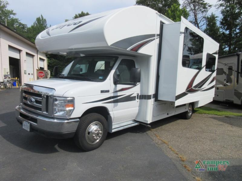 Used 2018 Jayco Redhawk 25R Motor Home Class C At Campers