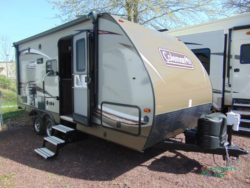 Used 2018 Dutchmen RV Coleman Light 1805RB Travel Trailer