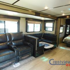 Rear Kitchen Travel Trailers Cooking Games New 2019 Grand Design Imagine 2800bh Trailer At ...