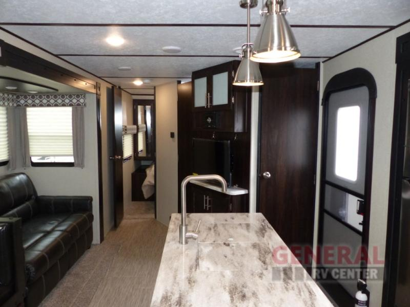 kitchen island wheels painting cupboards new 2019 prime time rv lacrosse 3360bi travel trailer at ...