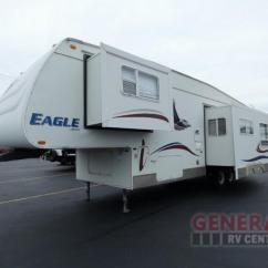 Green Chair 2005 Trailer Red Velvet Office Used Jayco Eagle 323 Rks Fifth Wheel At General Rv Brownstown Floorplan