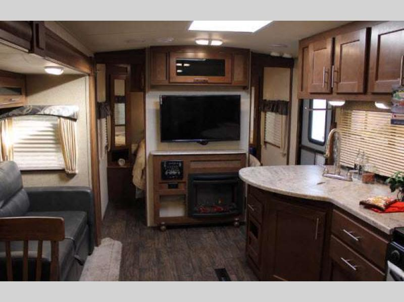 Forest River 5th Wheel Floor Plans