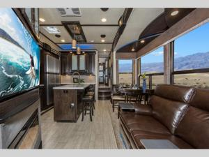 Momentum Toy Hauler Fifth Wheel | RV Sales | 4 Floorplans