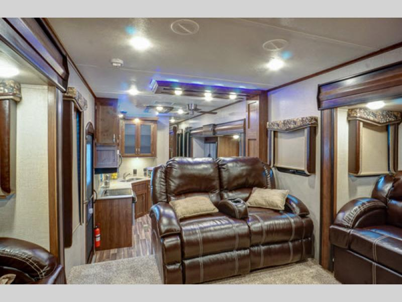 Montana High Country Toy Hauler Fifth Wheel  RV Sales  2