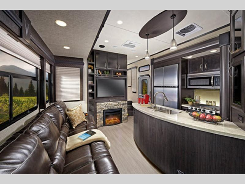 Voltage Toy Hauler Fifth Wheel  RV Sales  10 Floorplans