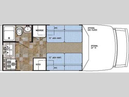 small resolution of 2005 gulfstream conquest b touring 5211 dinette next floorplan title