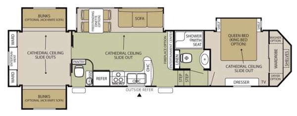 drawing room sofa images cream leather corner recliner used 2014 forest river rv cedar creek silverback 35qb4 ...