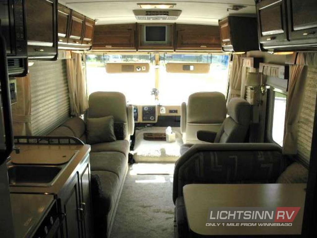 buy sleeper sofa cleaning cost used 1988 winnebago superchief 31rq motor home class a at ...