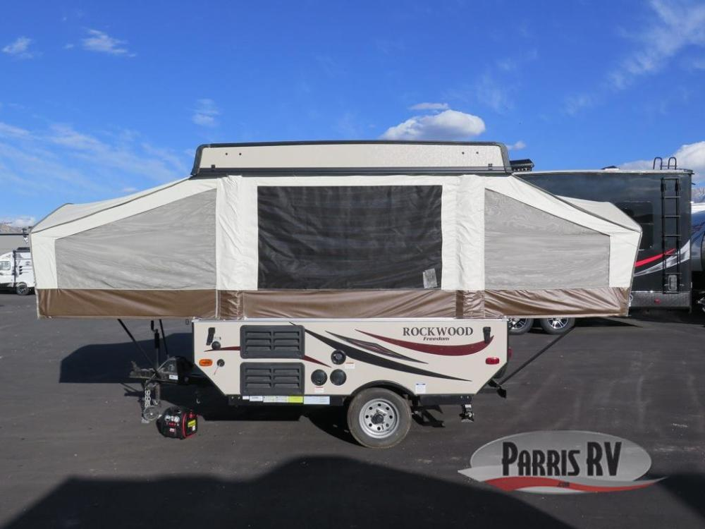 medium resolution of new 2018 forest river rv rockwood freedom series 1640ltd power lift system sold previous next