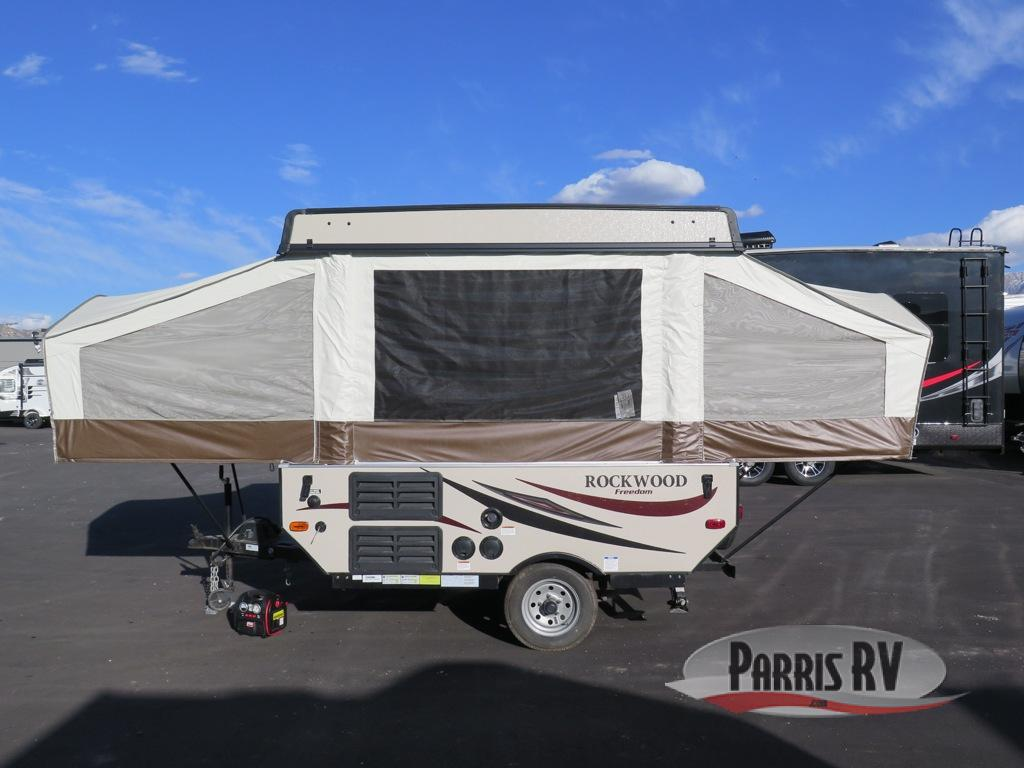 hight resolution of new 2018 forest river rv rockwood freedom series 1640ltd power lift system sold previous next