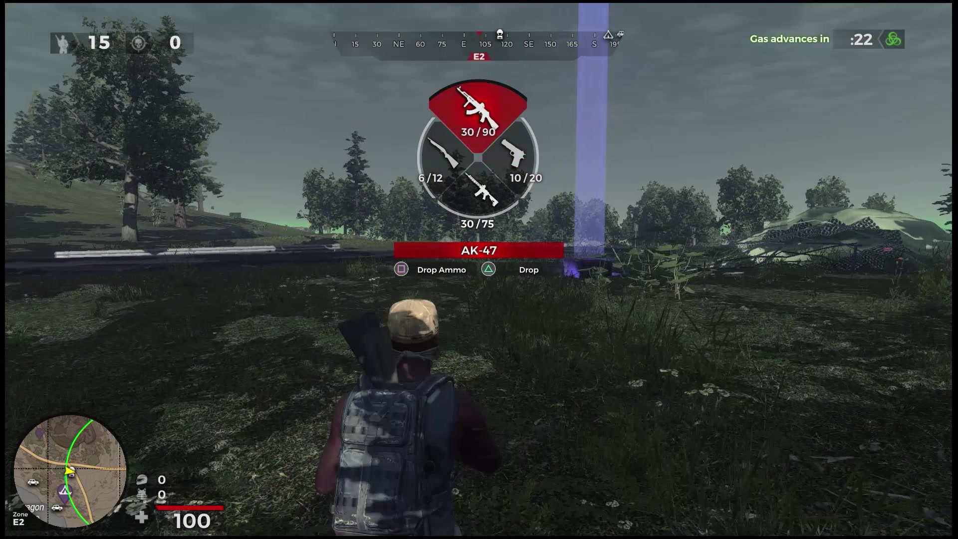 h1z1 open beta is