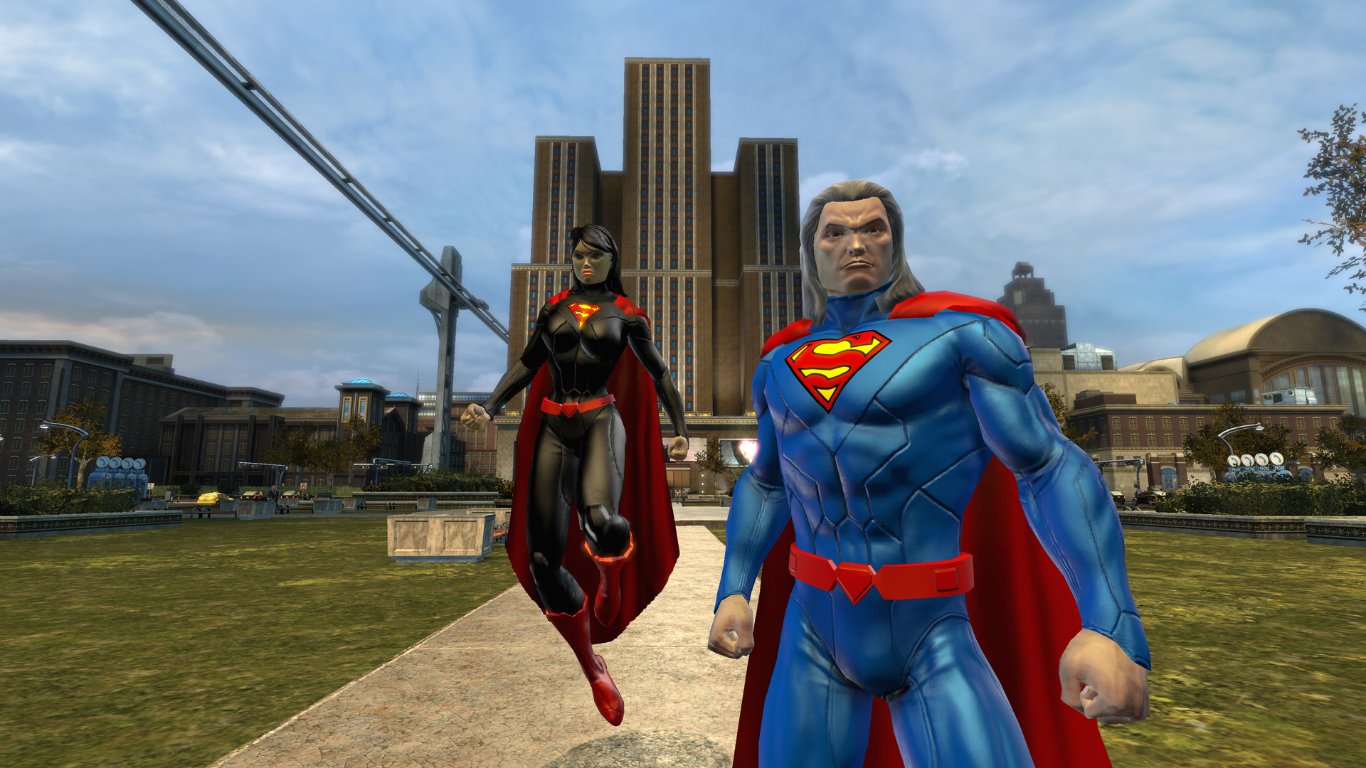 The Death Of Superman Part Three Updated DC Universe
