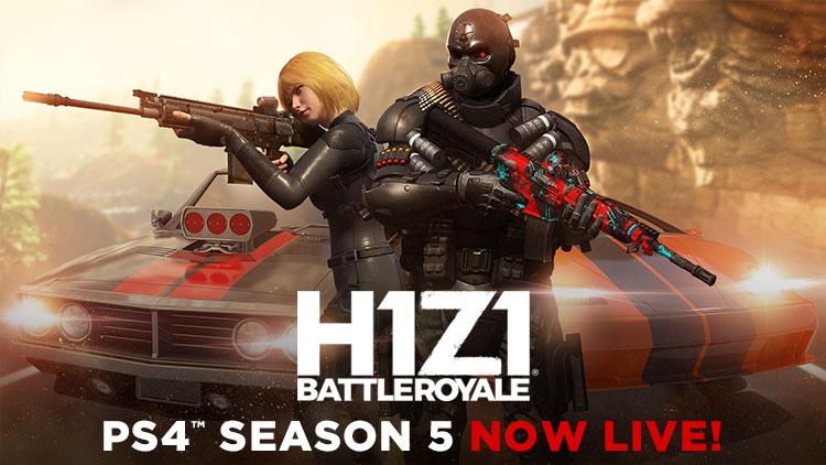 home h1z1 battle royale