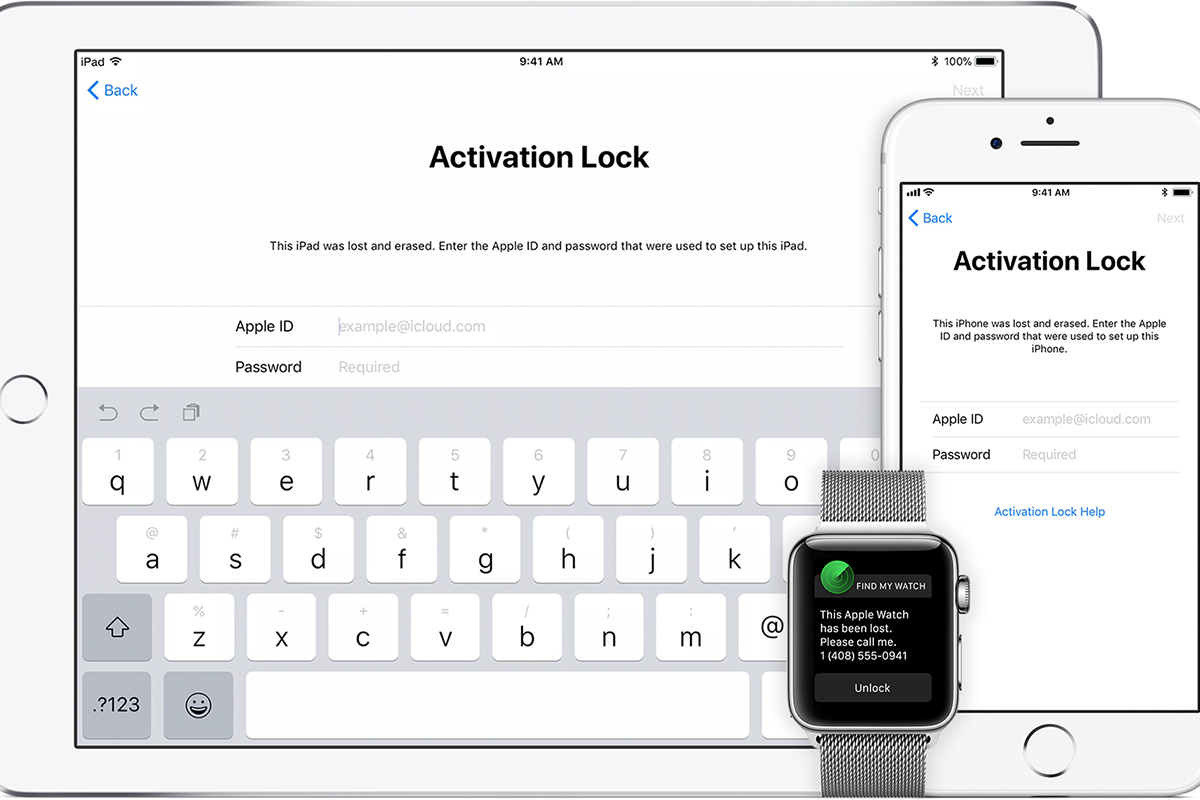 M&S Vmag-Safeguard your phone with iOS's Activation Lock A