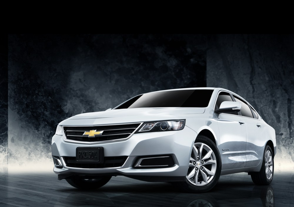 medium resolution of exterior overview available high intensity discharge headlamps in the 2018 chevrolet impala