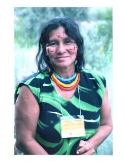 Aurora Rodriguez de Caura, Kanwasumi Cooperative leader.