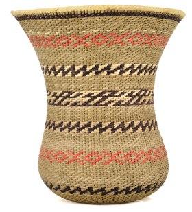 Design innovation in wuwa baskets.