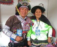 Representing Taype Artesania from Huancavelica, Peru