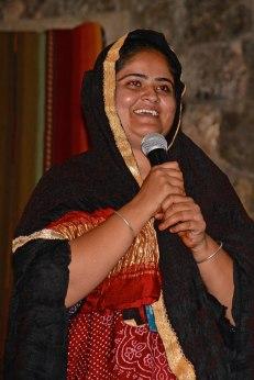 Zakiya Kahtri of India