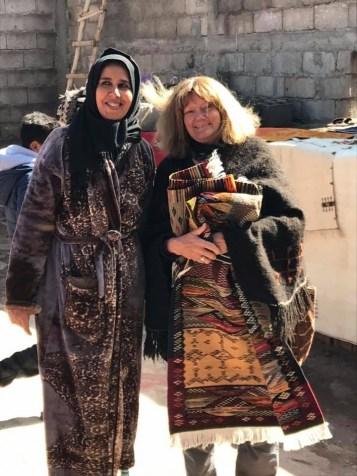 Morocco Textile Arts Tour #1