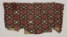 Hand embroidery, n.d. Syria The Whitworth, The University of Manchester