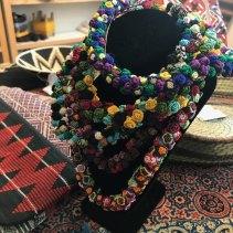 Djellaba button jewelry from Morocco