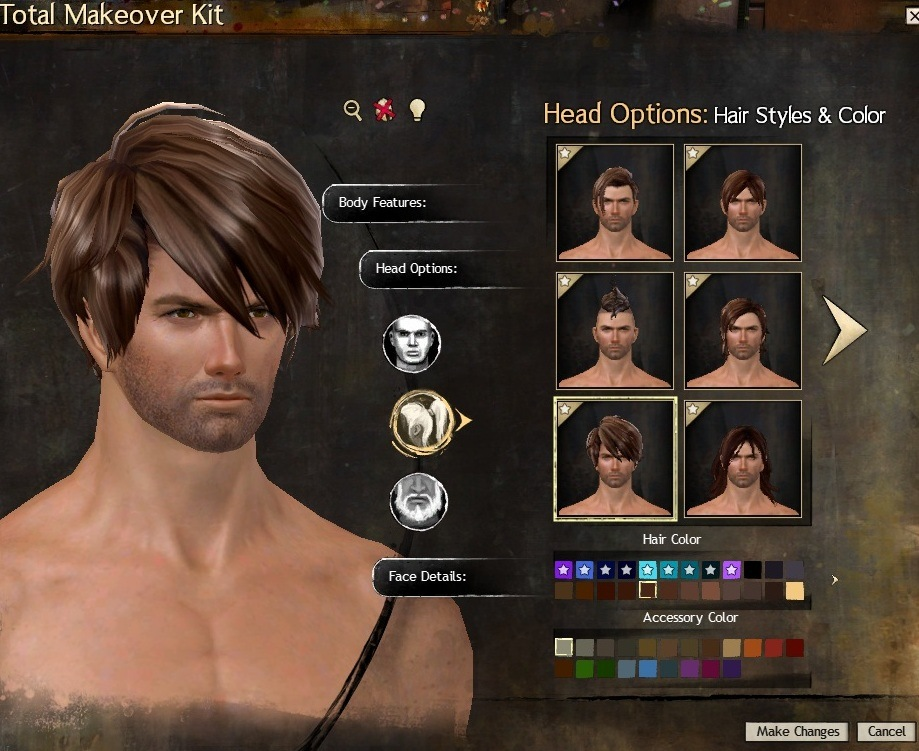 New Human Male Hairstyles Gw2 – Your Cool Haircut Photo Blog