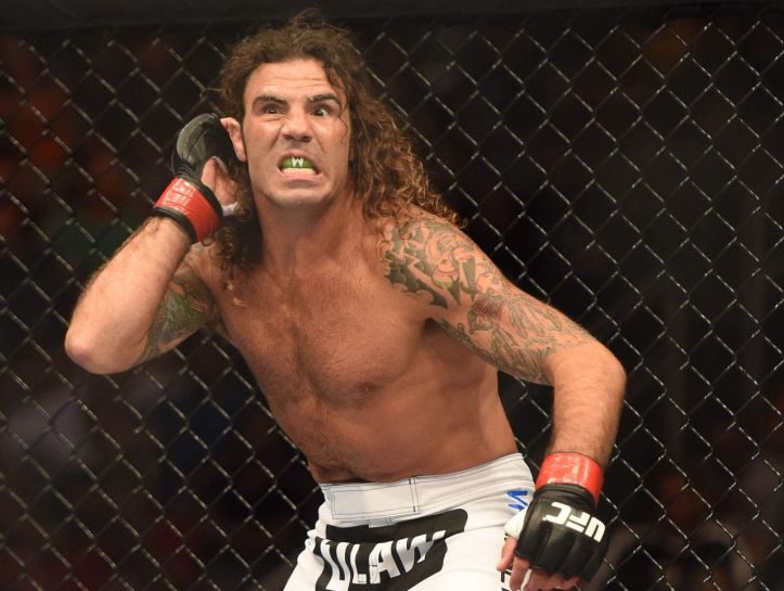 Cannot wait for Clay Guida's inevitable mid-round burps in between the action   UFC on ESPN 29