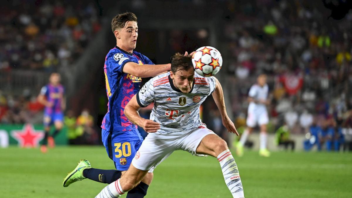 Pablo gavi dilaporkan masuk dalam radar transfer manchester united., barcelona, manchester united, premier league, gosip transfer,. FC Barcelona | 3 grandes clubes al acecho por Gavi