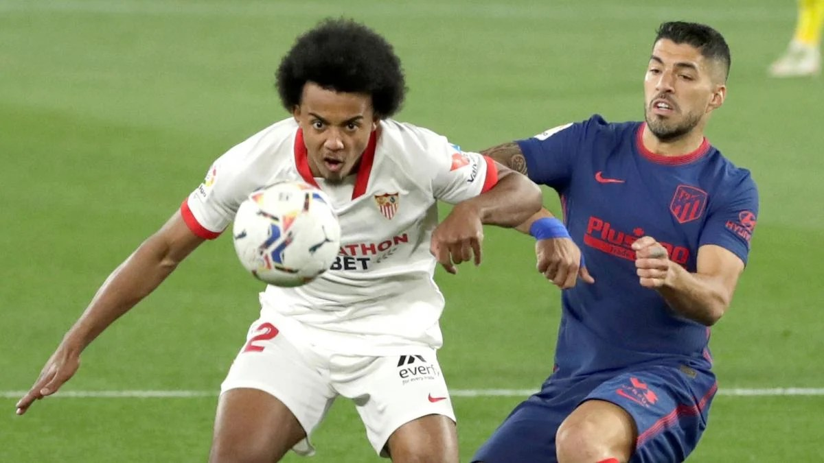 | last updated 8:51, 02 september 2021 bst. Sevilla | Jules Koundé, listo para un nuevo desafío