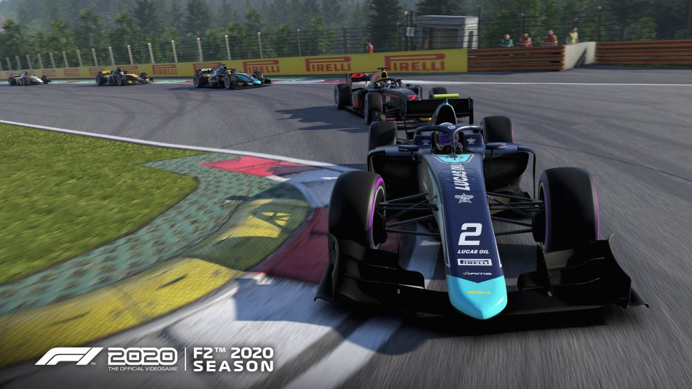 F1 2020: Now available 2020 Formula 2 2020!