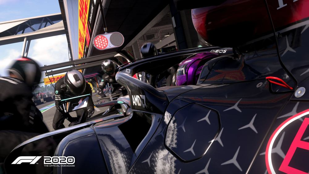 F1 2020 Patch 1.12 Performance Update drops Monday