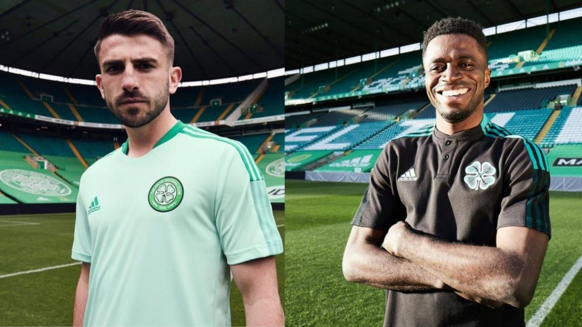 Adidas launches new Celtic FC training collection