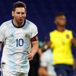 la liste de l'Argentine dévoilée