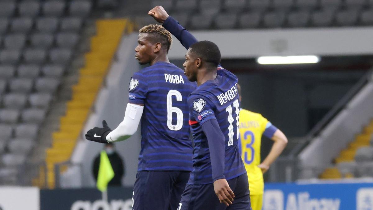 Quand Kingsley Coman et Presnel Kimpembe taquinent Paul Pogba sur la rumeur PSG