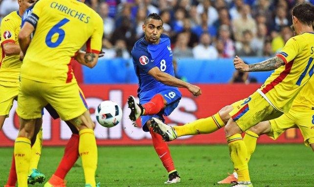 Dimitri Payet avait sauvé les Bleus pour leur premier match à l'Euro 2016 face à la Roumanie