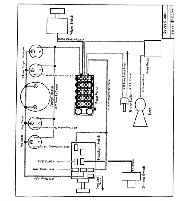 10405: Installation Instructions for Universal 20-Circuit
