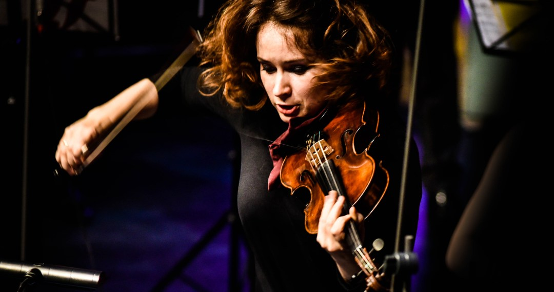 Belgian National Orchestra & Patricia Kopatchinskaya