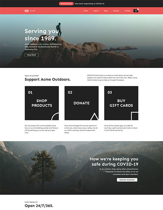 If you would like to establish a strong and memorable first impression, readit is the one template that will do the trick. Free Html5 Responsive Website Templates Webflow