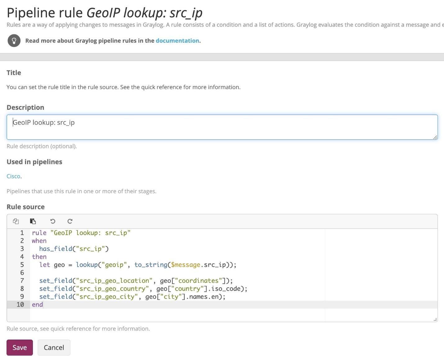 How to Set Up Graylog GeoIP Configuration   Graylog