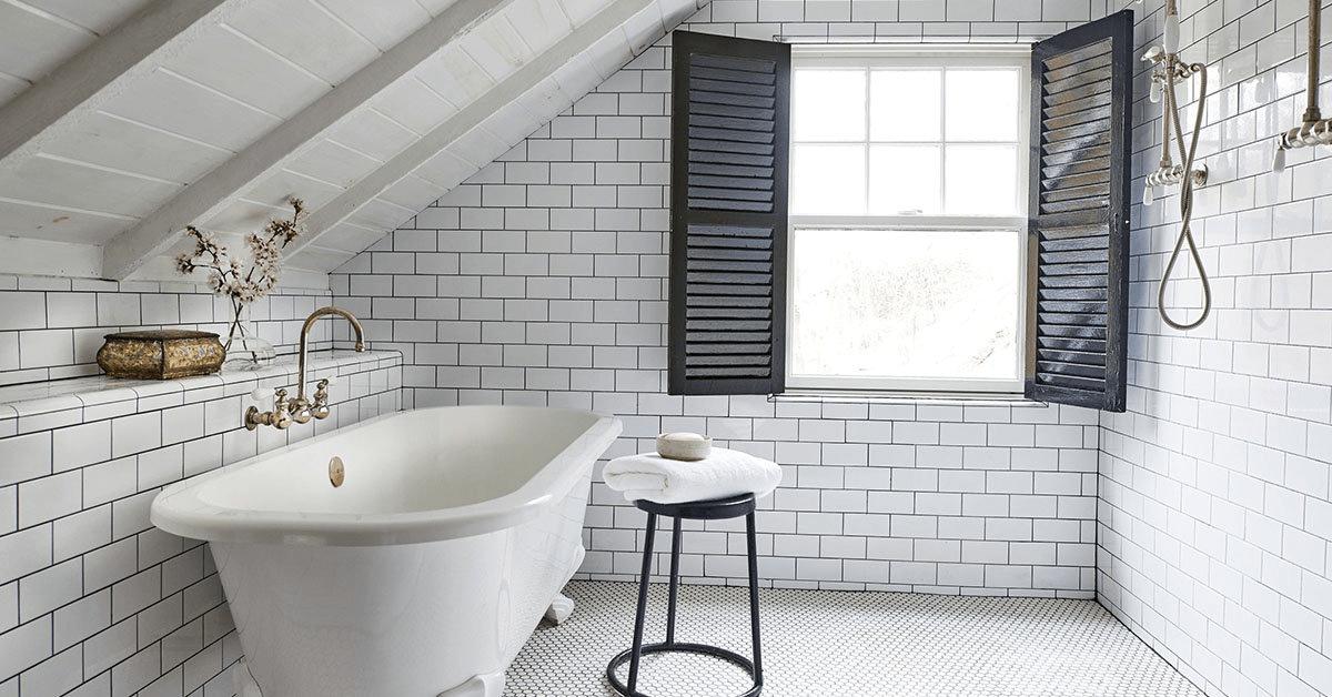 9 great bathroom tile ideas