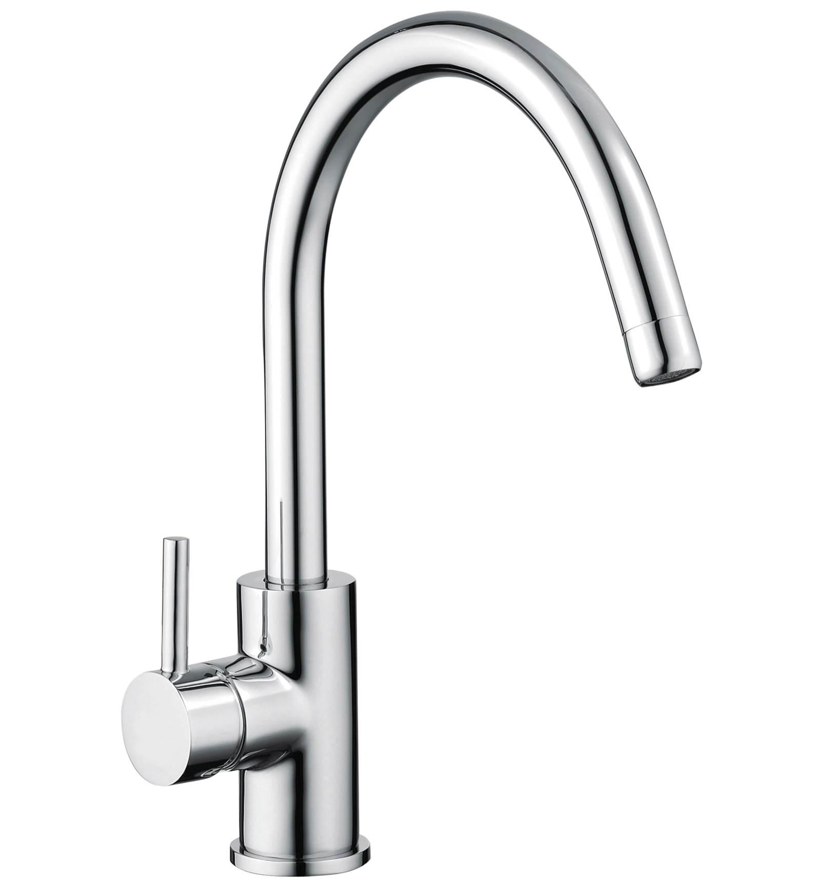 Sagittarius Ergo Side Lever Monobloc Kitchen Sink Mixer