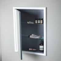 Roper Rhodes Scheme 600 x 75mm Recessed Cabinet For Stud ...