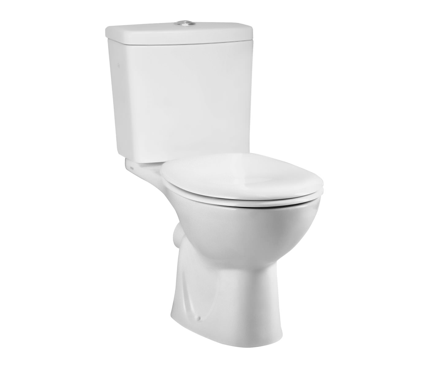 VitrA Layton Close Coupled WC Pan With Cistern And Toilet