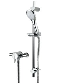 Bristan Sonqiue2 Thermostatic Shower Valve With Riser Kit ...